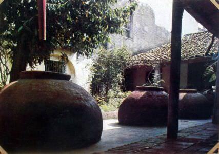203. Колониальный дворик в городе Камагуэй