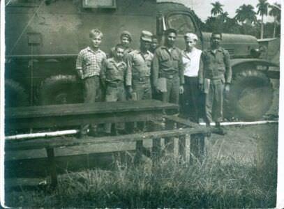 051. Передача кубинцам военной техники, радиостанция Р-140