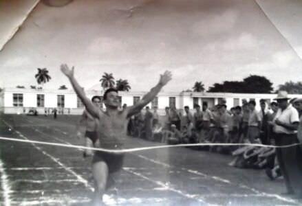 093. Соревнования по легкой атлетике