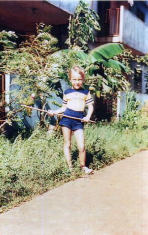 1983-1985. Как вам Кеша?
