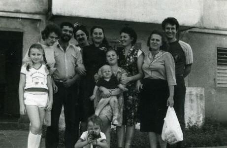 259. 1985. Отъезд домой 3