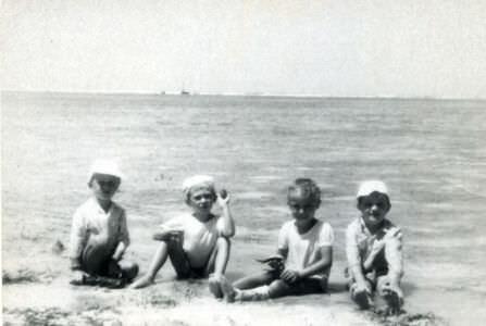 1983-1985. Дети на Барке (Кайо Моа)