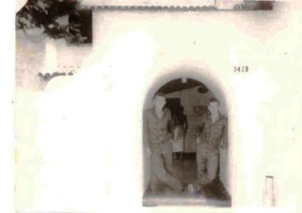 276. 1983 осень - 1985 весна. Солдатская каса