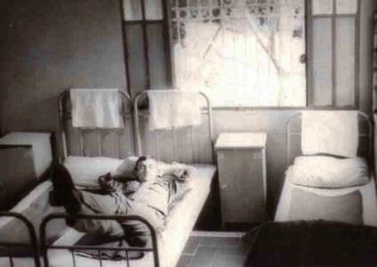 278. 1983 осень - 1985 весна. В солдатской касе