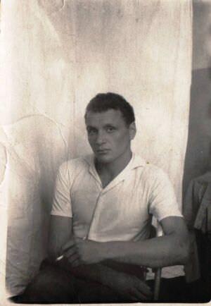 122. «В один из моих приездов в Торренс. Осень 1963».