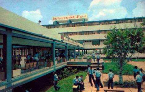 087. ESBEC (Escuelas Secundarias Basicas en el Campo), трудовая средняя школа (с 7-ого по 9-ый класс). Сан-Антонио-де-лос-Баньос в провинции Артемиса.