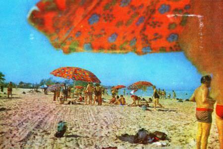 097. Пляж Варадеро, Матансас