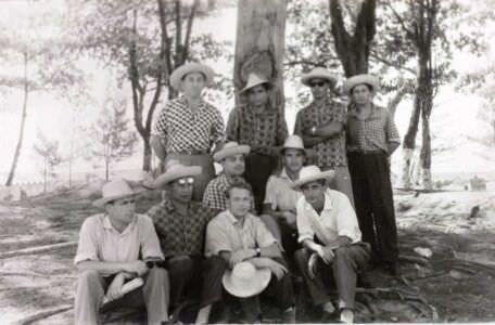 03. Один из моих первых снимков на кубинской земле. Октябрь 1962 года. База «Гранма».