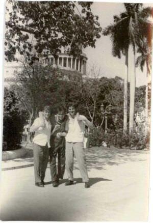 13. В Гаване вблизи Капитолия.