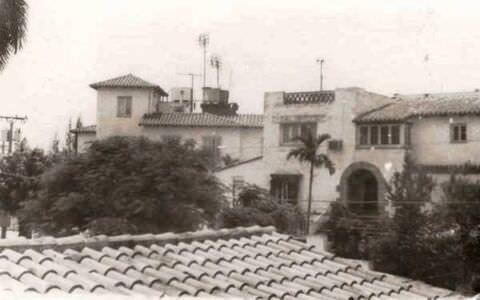 325. 1986-1987. Штаб ГСВСК