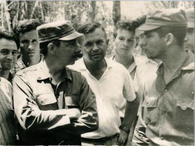 030. Рауль Кастро, 1963