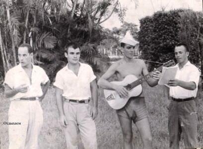 046. 1965-1967. На отдыхе