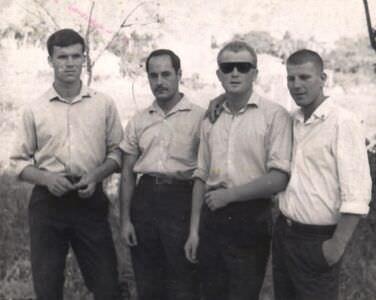 055. 1965-1967. На отдыхе