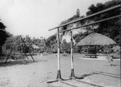 039. 1974-1976. Зона отдыха «Чайка», фото 5