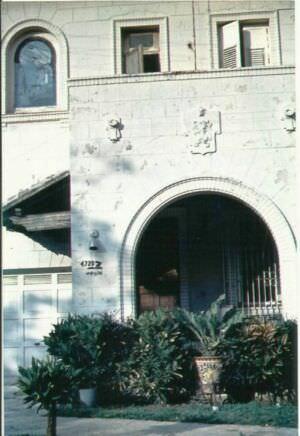 40. 38 улица. Дом, в котором жила семья Белоусовых, фото 1