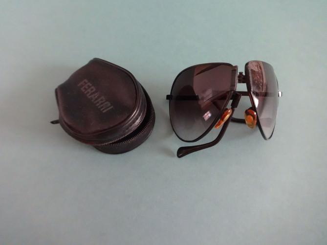 090. Солнцезащитные очки. Фото 3.