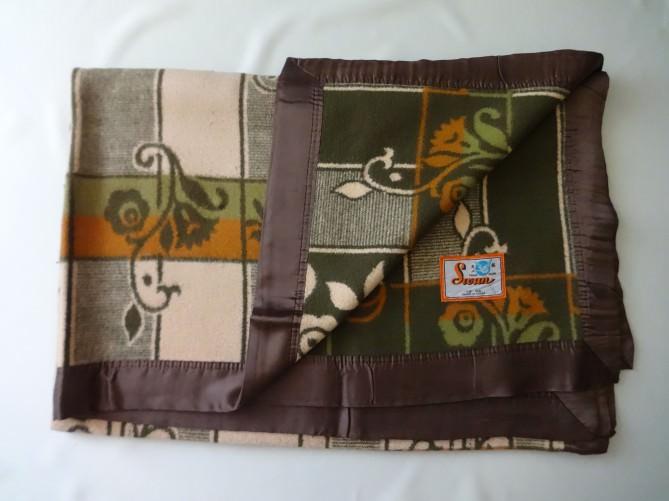 Китайское одеяло с отоварки. 2 экспонат.
