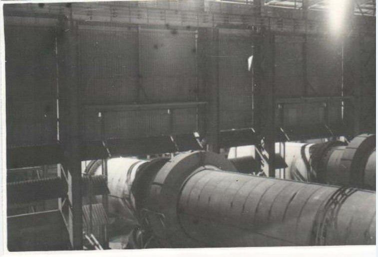 1985-1986. Никелевый завод им. Че Гевары. 1