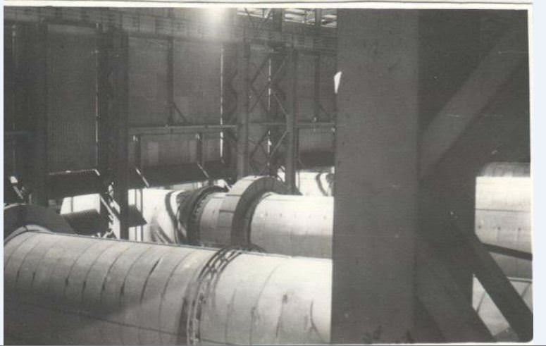 1985-1986. Никелевый завод им. Че Гевары. 2