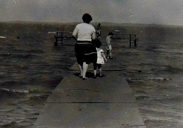 1985-1986. Дорога в океан. Мостки в Лас-Колорадас