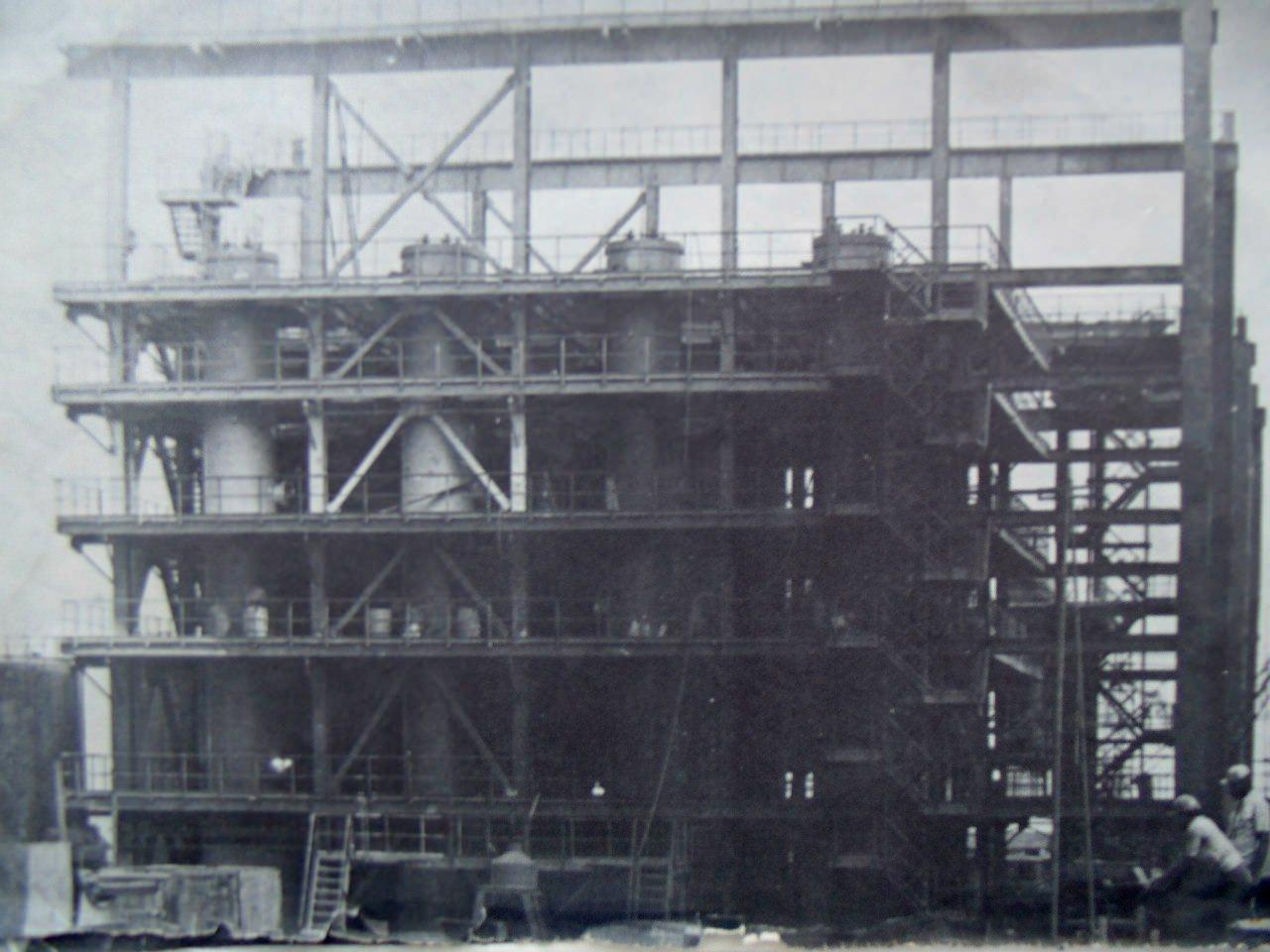 Книга о строительстве завода в Пунта Гордо, иллюстрация 4