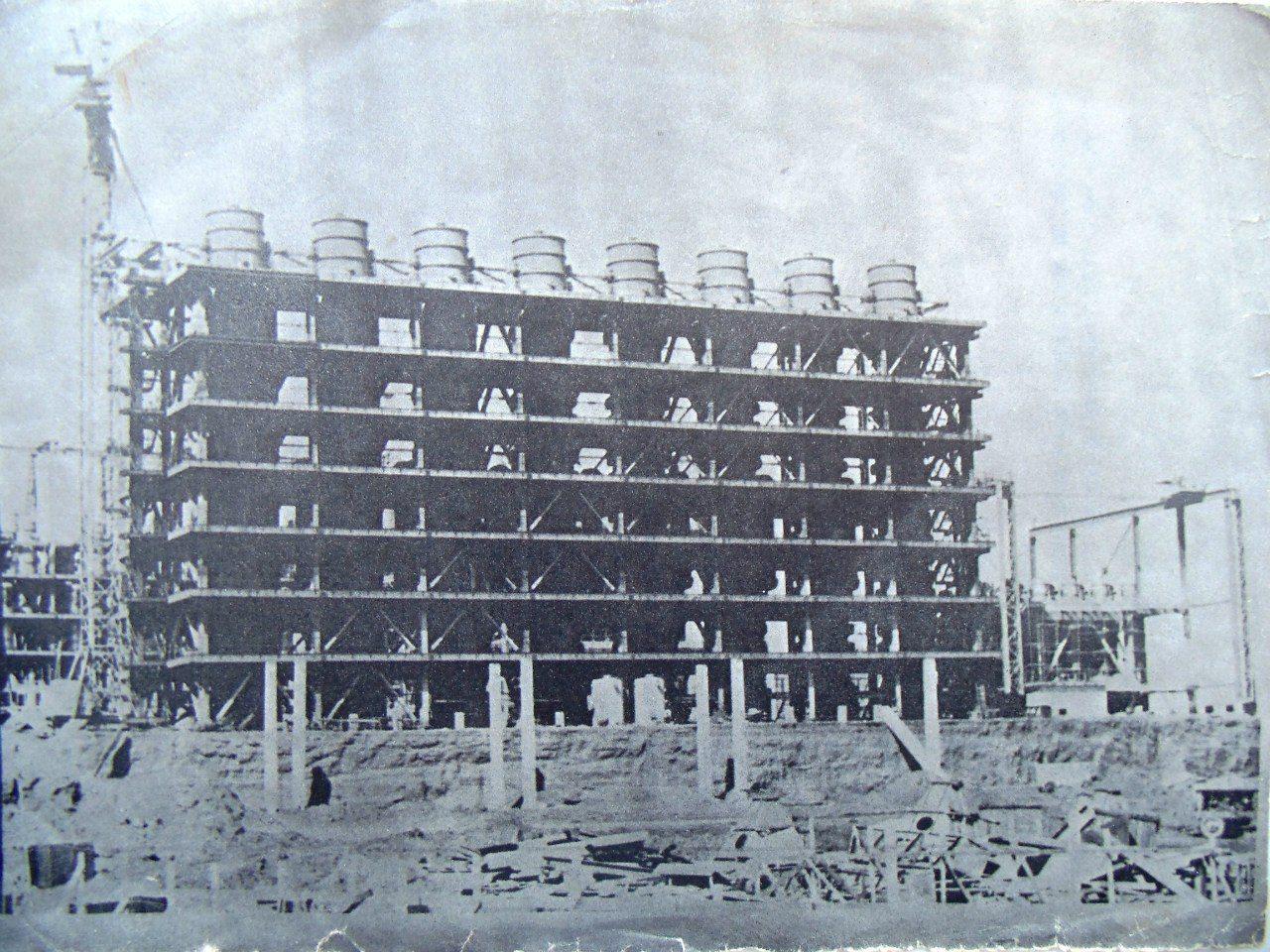 Книга о строительстве завода в Пунта Гордо, иллюстрация 5