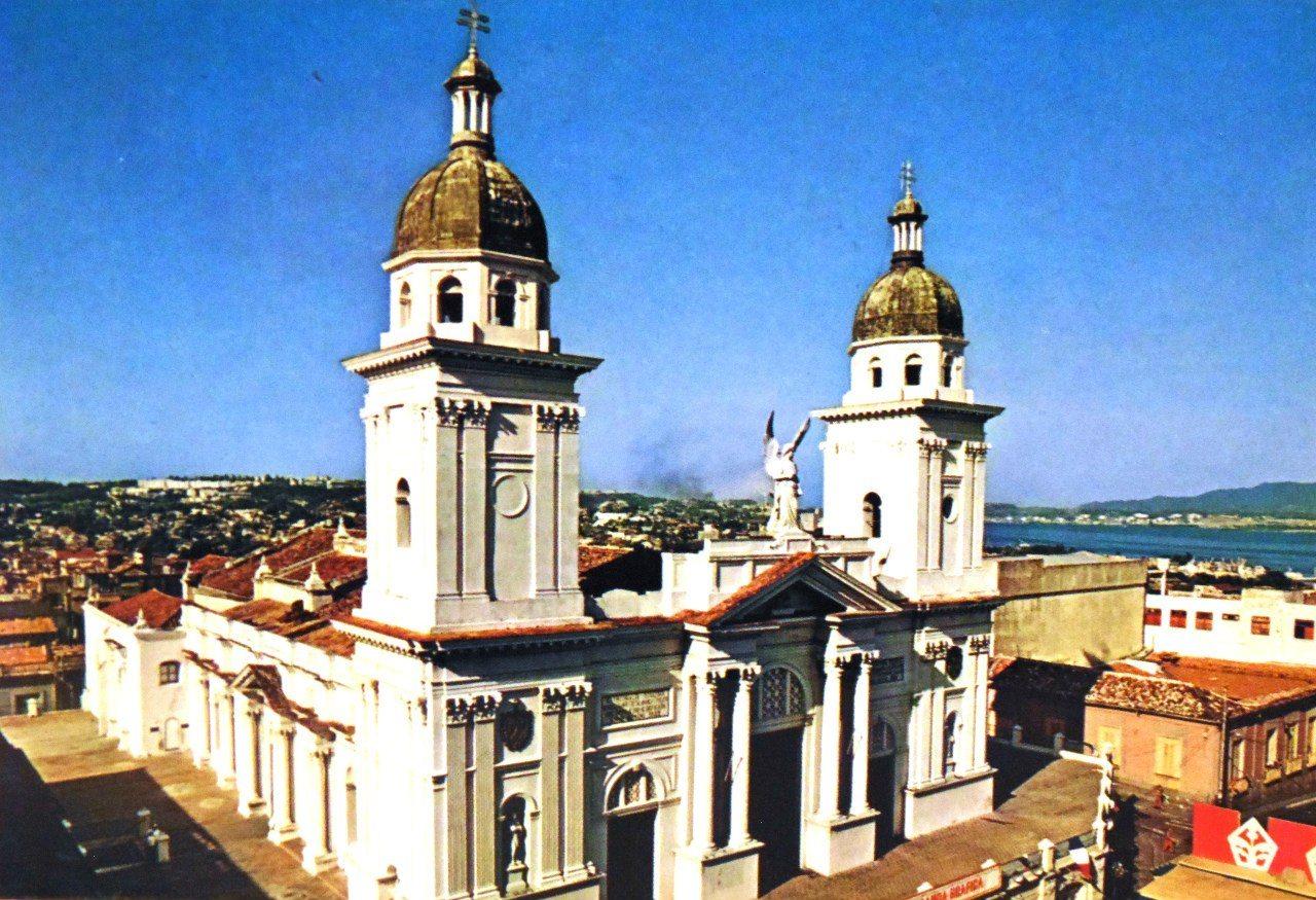 Сантьяго-де-Куба. Собор.