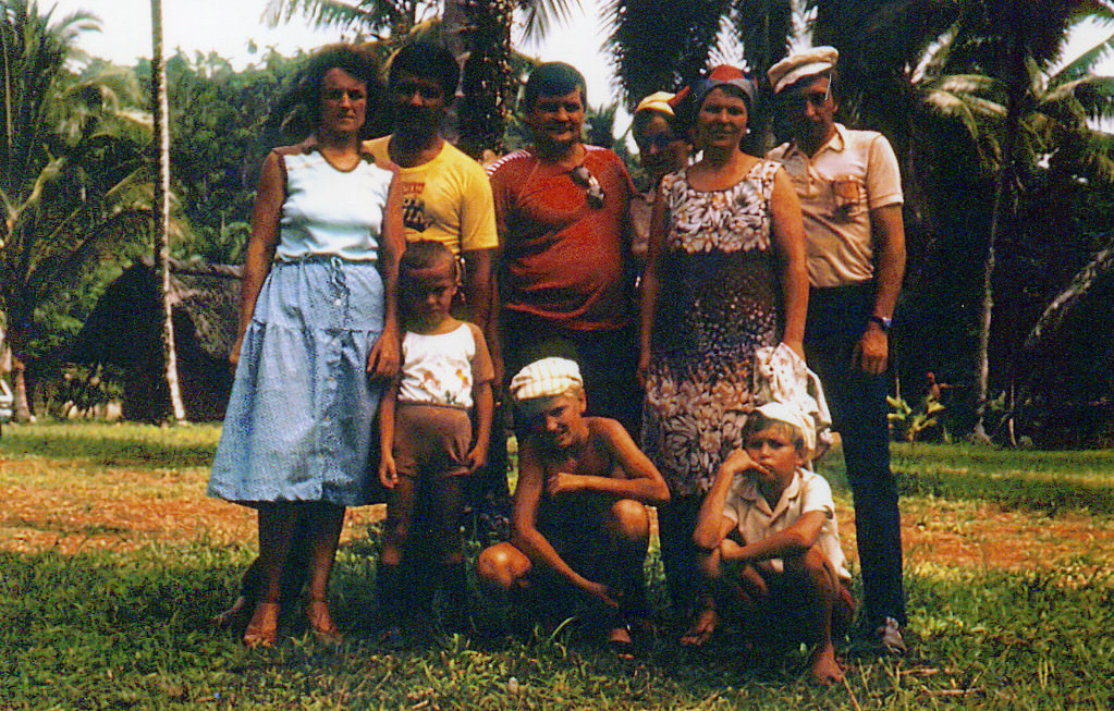 Баракоа. 1983-1985. База отдыха. 3