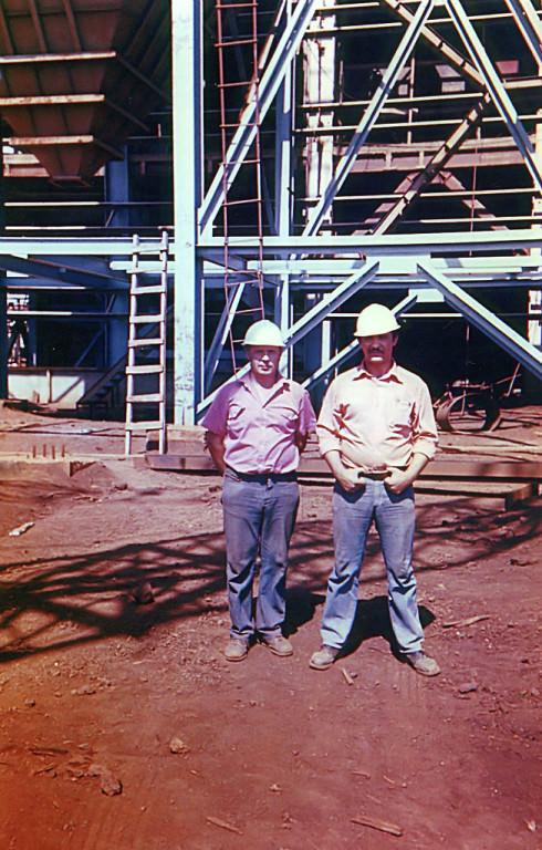 1983-1985. 6-й комплекс (Силис и Юрченко)