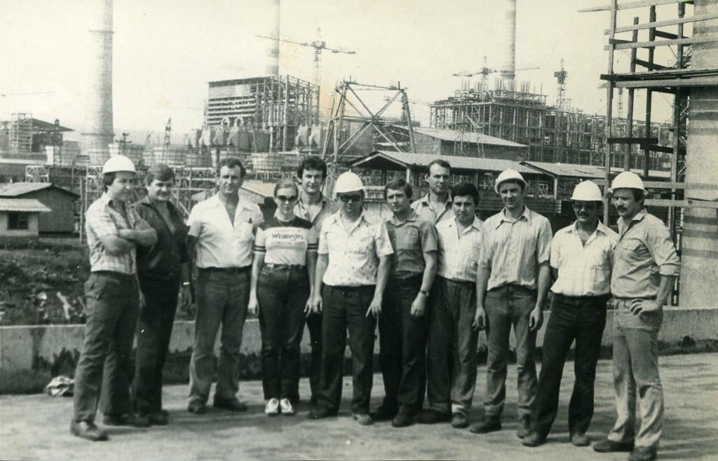 1983-1985. 6-й комплекс