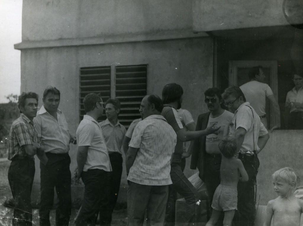 1985. Отъезд домой 1