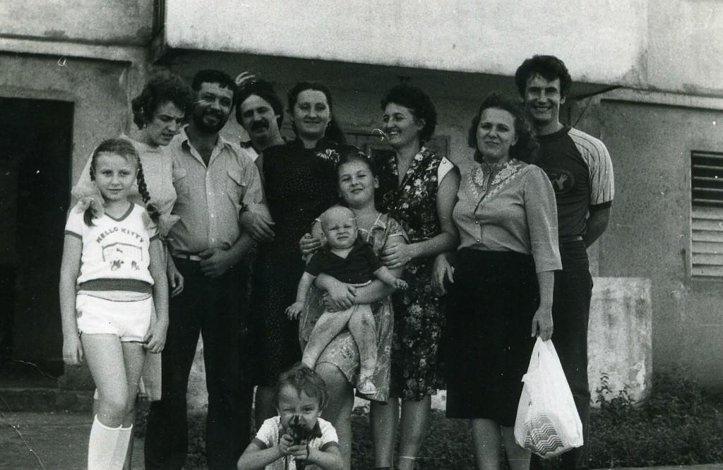 1985. Отъезд домой 3