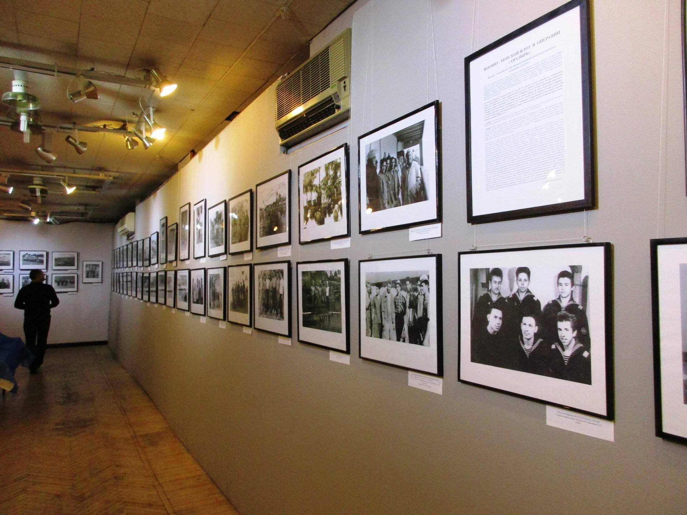 ГСВК и ГСВСК на выставках и в музеях