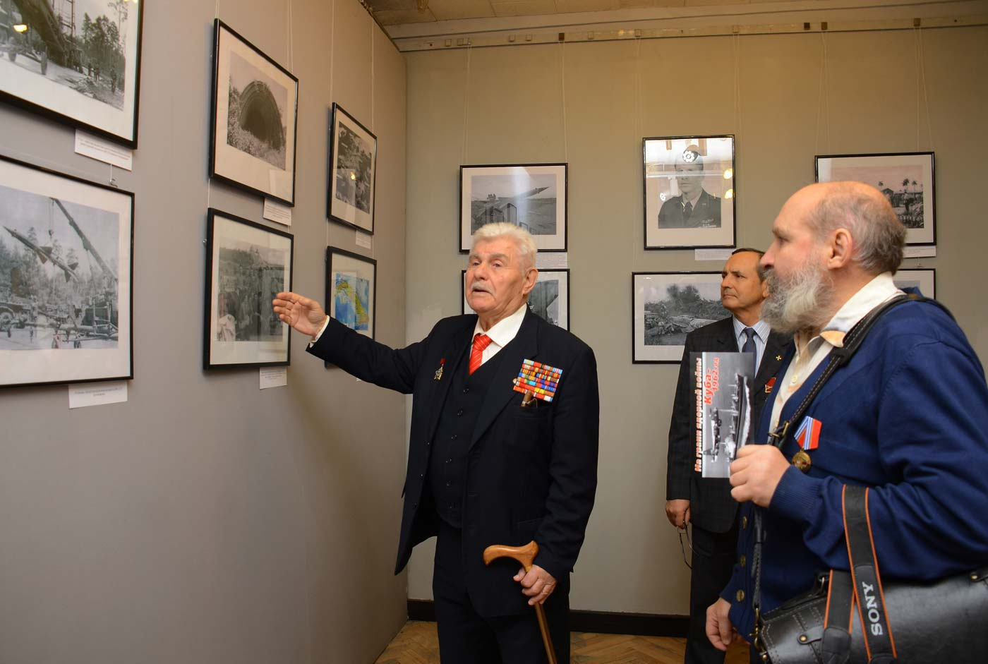 2016-10-27. Снимки от организаторов выставки. Фото 3