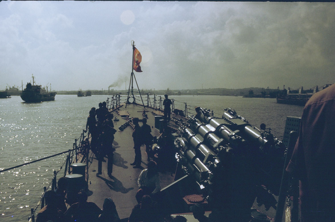 Большой противолодочный корабль «Азов»