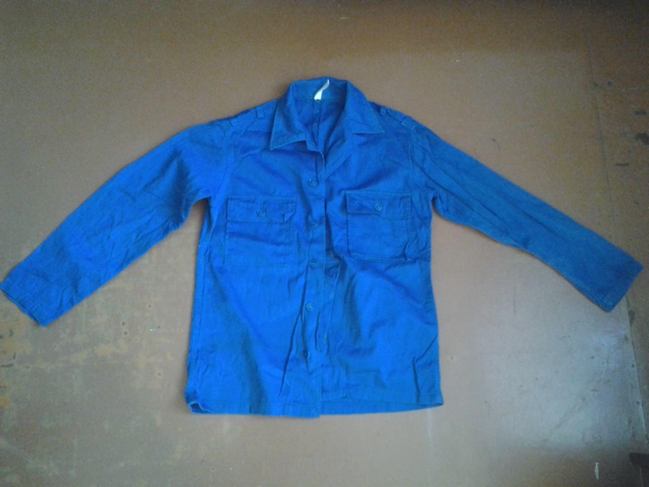Тропическая морская форма: куртка