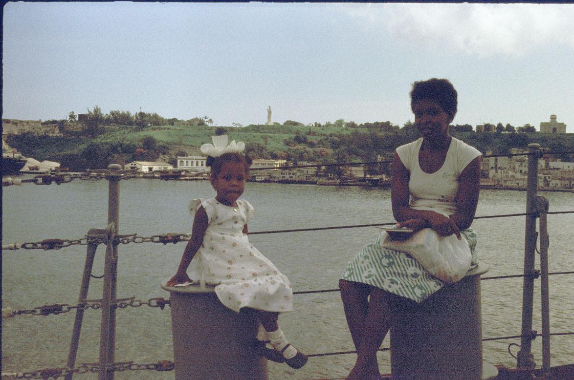 Отдых на фоне района Гаваны - Касабланки