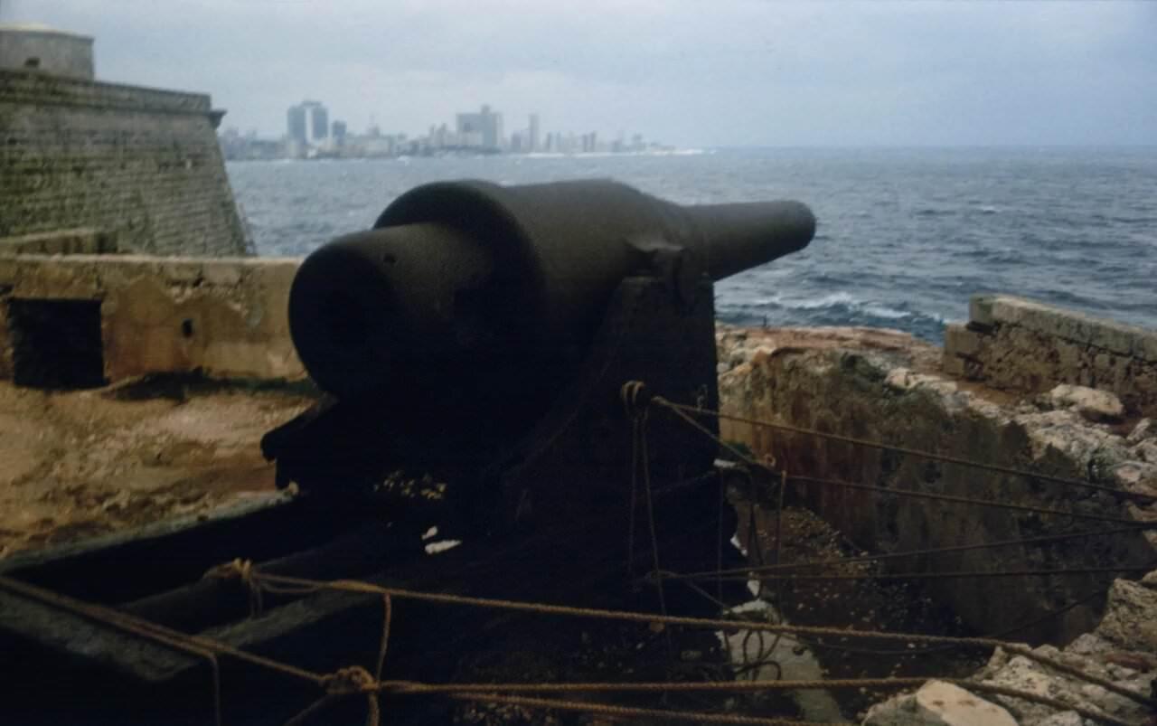 1989-12-24. Крепость Эль-Морро, фото 5