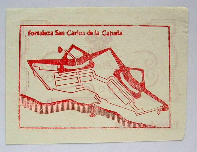 1988-1991. Билет в Эль-Морро. Титул.