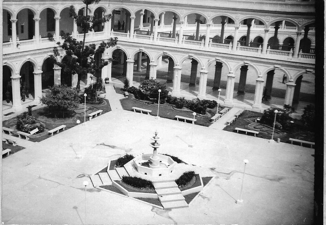 Здание Военно-технического института.