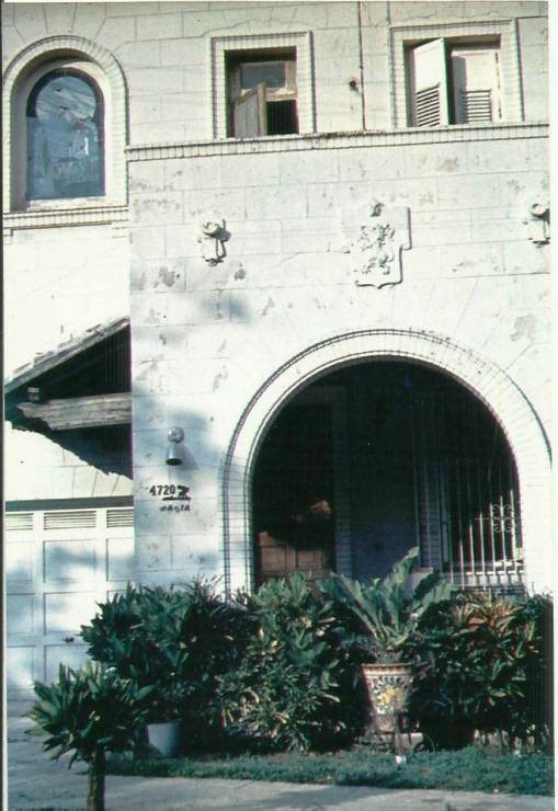 38 улица. Дом, в котором жила семья Белоусовых, фото 1