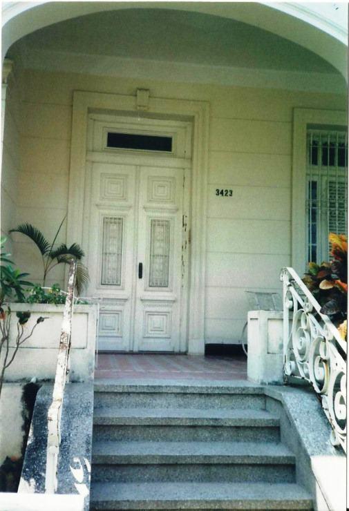 Вход в один прекрасный дом