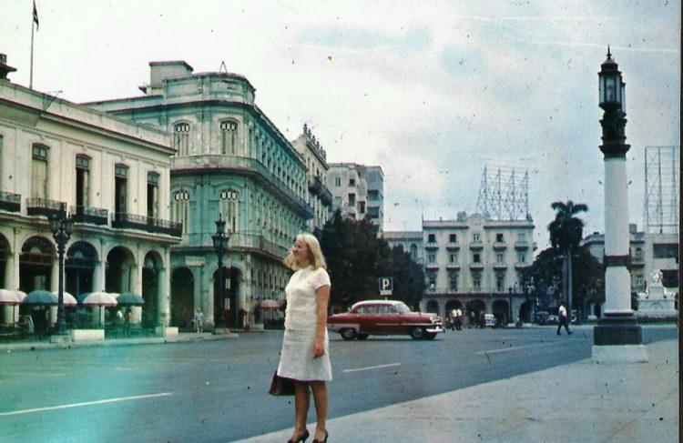65. На прогулке в Старой Гаване