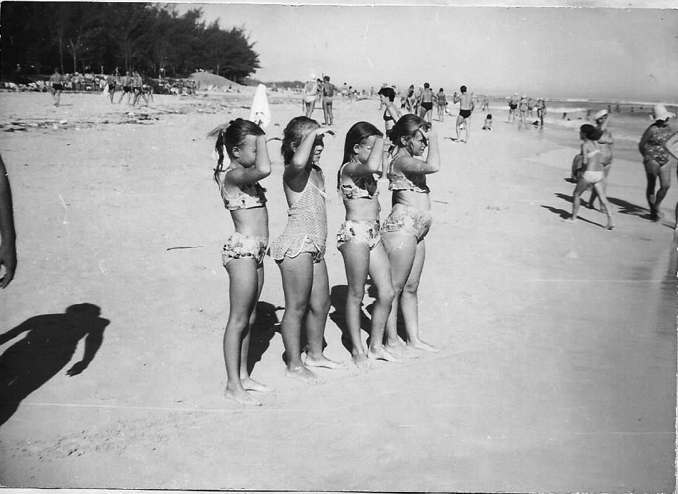 На пляже Санта-Мария, фото 2